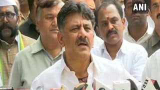 DK Shivakumar Remanded to ED Custody Till September 13 in Money Laundering Case