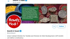 As Mark of Respect, BJP Leaders Change Their Twitter Profile Pictures for    Howdy, Modi    Event