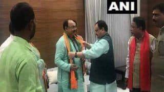 Ex-Mamata Banerjee Aide Sovan Chatterjee 'Feeling Humiliated', May Leave BJP: Reports