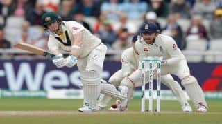 Ashes 2019: Steve Smith Earns Top Praise From Fans on Twitter After Record Half-Century at Old Trafford Since Concussion Return