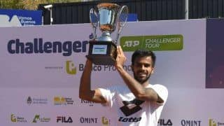 Sumit Nagal Wins Buenos Aires Challenger Title