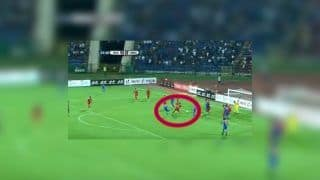WATCH: Chhetri's Breathtaking Goal Gives India Lead in FIFA WC Qualifiers