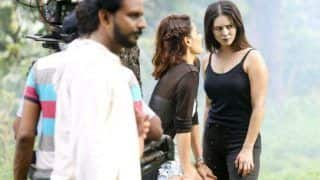 Sunny Leone's Dangerously Hot Ghost Avatar From The Sets of KokaKola Will Leave You Amazed