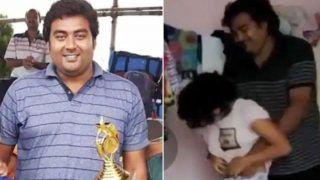 Accused of Rape, Goa Swimming Coach Surajit Ganguly Arrested in Delhi