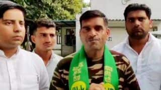 Ex-BSF Soldier Tej Bahadur Yadav Quits JJP, Says It's 'B-team' of BJP