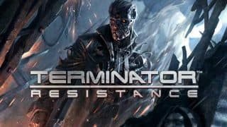 Terminator: Resistance announced; coming to PS4, Xbox One and PC
