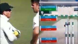 Ashes 2019: Tim Paine's Wrong Decision Costs Australia Again as DRS Shows Three Reds on Replay at Oval During 5th Test | WATCH VIDEO