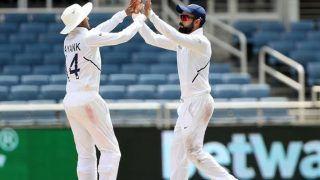विशाखापत्तनम टेस्ट पर बारिश का साया, जानें मैच के पांचाें दिन के मौसम का हाल