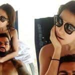 Virat Kohli's Crazy Expression in Cozy Picture With Wife Anushka Sharma is Your Holiday Selfie Goal   PIC