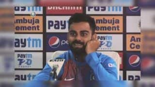India vs South Africa: Virat Kohli Reacts on Tweet Featuring MS Dhoni That Sparked Retirement Rumours Ahead of 1st T20I | WATCH VIDEO