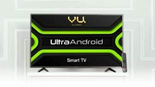Vu UltraAndroid Smart TV launched in India: Price, Features and Availability