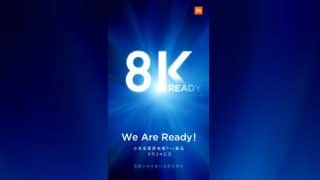 Xiaomi अपना पहला 8K Mi TV 24 सितंबर को लॉन्च करेगी, जानें डिटेल्स