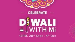 Diwali with Mi sale kicks off in India today: Check out these top 5 deals