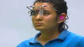 ISSF World Cup: Yashaswini Deswal Shoots Down Gold, Secures 9th Olympic Quota For India