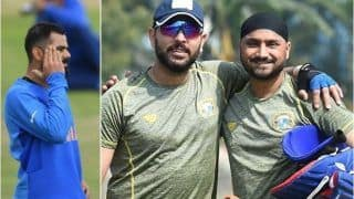 Yuvraj Takes Fresh Dig at Virat Kohli And Co, Posts Cheeky Comment on Harbhajan Singh's Latest Tweet on Suryakumar Yadav