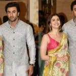 Alia Bhatt And Ranbir Kapoor Are a Match Made-in-Heaven in These Pictures From Ambanis' Ganpati Bash