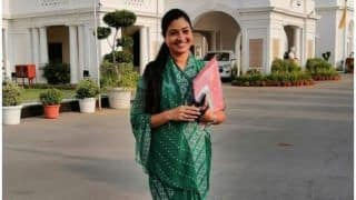 Delhi Assembly Disqualifies Rebel AAP MLA Alka Lamba For Joining Congress