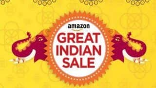 Amazon Great Indian Sale 2020: Great Deals, up to 40 Per Cent Discounts on Apple, Samsung, Xiaomi Phones, Gadgets, Fashion, Home & Kitchen