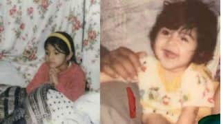 Anushka Sharma Shares Aww-dorable Childhood Pictures, Looks Cute Golu Molu