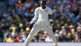 Ashes 2019: आर्चर की कहर बरपाती गेंदबाजी से ऑस्ट्रेलिया की टूटी कमर, इंग्लैंड ने बनाई बढ़त