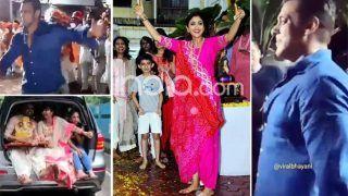 The Best of Bollywood From Ganpati Visarjan 2019