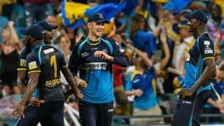 CPL 2019: Barbados Tridents seal final playoff spot beating St Lucia Zouks
