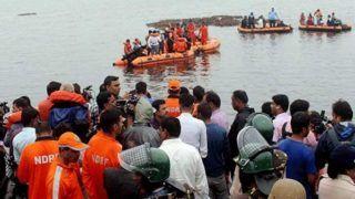 आंध्र प्रदेश में 61 लोगों से भरी नाव पलटी, अब तक कई मौतें, कई लोग लापता