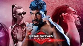 Rajesh Lukka Beats Ivor Lastrilla in Mega Boxing Fight Night