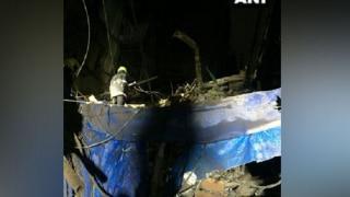 Three-Storey Building Collapses in Mumbai, 17 Rescued so Far
