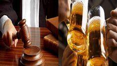 शराब पीने के बाद होने वाली खुमारी अपने आप में है एक बीमारीः कोर्ट