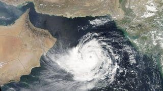 Nature's Fury: 'Cyclonic Storm 'Maha' to Intensify Into Severe Cyclonic Storm in Next 24 Hours,' Says IMD