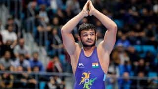 World Championship Silver Medalist Deepak Punia Top-Ranked Wrestler in 86kg Category