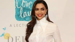 Deepika Padukone is The Only Indian Actor to Make it to List of Business of Fashion 500