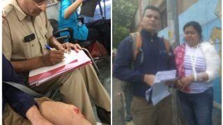राजधानी में ये हाल: कनॉट प्लेस में लुटे पति-पत्नी, मौका-ए-वारदात का थाना तलाशती रही दिल्ली पुलिस