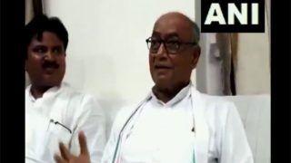 VIDEO: दिग्विजय सिंह बोले- बजरंगदल, बीजेपी ISI से ले रहे पैसा, मुसलमान कम, गैर मुस्लिम ज्यादा कर रहे जासूसी