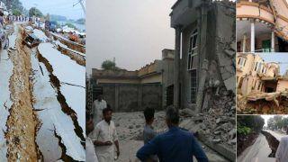 पाक में भूकंप: अब तक 30 लोगों की मौत, 400 से ज्यादा घायल, बढ़ सकती है मृतकों की संख्या