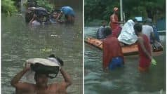 Bihar Flood News Update: बिहार में बाढ़ से अबतक 21 लोगों की मौत, 70 लाख लोग प्रभावित