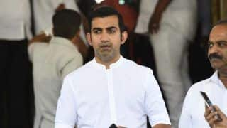 Dhoni Has Done a Fabulous Job But I Don't Endorse Honorary Ranks in Army: Gambhir