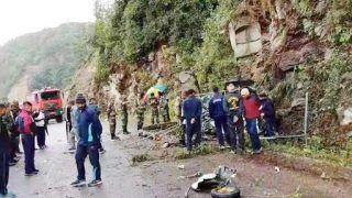 भारतीय सेना का चीता हेलीकॉप्टर पूर्वी भूटान में दुर्घटनाग्रस्त, दोनों पायलटों की मौत