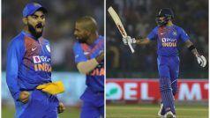 टी20 मैच: भारत ने दक्षिण अफ्रीका को हराया, 'किंग कोहली' ने फिर किया कमाल