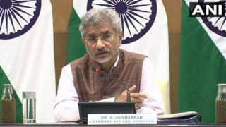 'Indian Voices Are Heard Much More Today': EAM Jaishankar on 100 Days of Modi Government 2.0