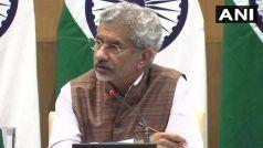 India Working Towards Extradition of Zakir Naik: Jaishankar on Malaysian PM   s Remark