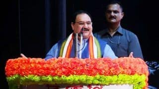 Vote Bank Politics More Important For Mamata than The Nation, Says JP Nadda in Kolkata