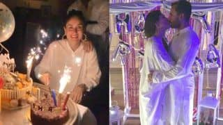 Kareena Kapoor Khan Kisses Saif Ali Khan at Her Pataudi Birthday Bash - Other Pictures And Videos go Viral