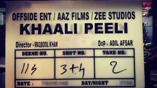 Ishaan Khatter - Ananya Panday Starrer 'Khaali Peeli' Goes on Floors, to be Released on THIS Day