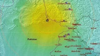 26 Dead as 5.8-Magnitude Earthquake Strikes Pakistan, Tremors Felt in Delhi-NCR