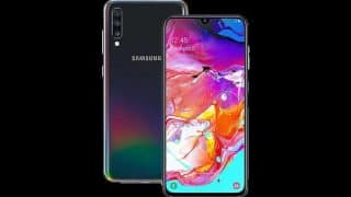 Samsung Galaxy A70s to launch in India this month: Expected prices, features