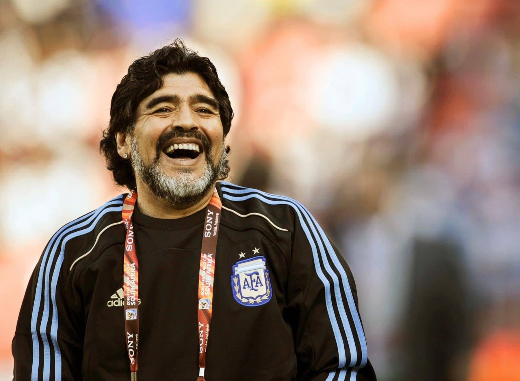 Diego Maradona Set to Revive Coaching Career in Argentina After FIFA World  Cup 2010 Debacle, Signs Deal With First Division Club Gimnasia y Esgrima
