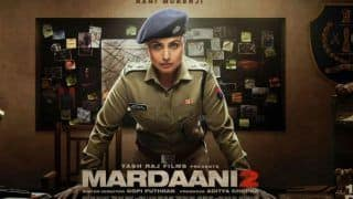 Mardaani 2 Hit by Tamilrockers: Rani Mukerji Starrer Cop Drama Leaked Online For Free HD Downloading by Piracy Site