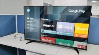Flipkart TV Days starts September 9: Check out deals on smart TV from Xiaomi, MarQ, Thomson, TCL iFFALCON, Vu and others